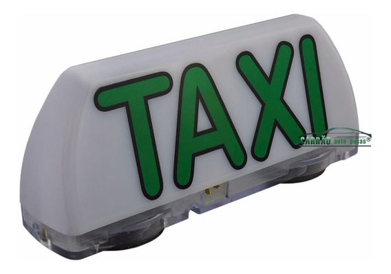 Luminoso De Taxi Led
