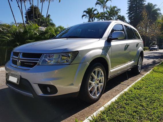 Dodge Journey R/t Awd 2014 4x4 7 Lugares Top De Linha