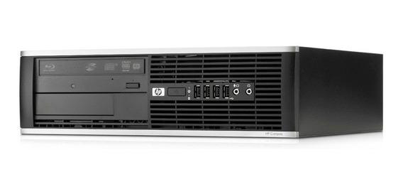 Cpu Hp Compaq 8000 Core 2 Duo 4gb Ddr3 Hd 160gb Leitor Dvd