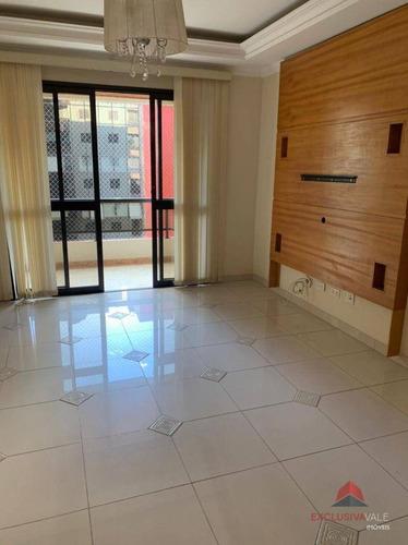 Imagem 1 de 18 de Apartamento Com 4 Dormitórios À Venda, 139m² Por R$ 710.000 - Jardim Aquarius - São José Dos Campos/sp - Ap3545