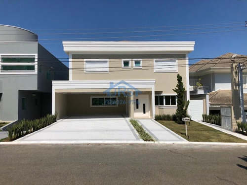 Imagem 1 de 5 de Sobrado Com 4 Dormitórios À Venda, 572 M² Por R$ 2.600.000,00 - Residencial Dez (alphaville) - Santana De Parnaíba/sp - So1778