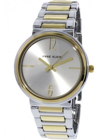 Reloj Dama Anne Klein Ak-3169svtt Nuevo Sellado Envio Grati