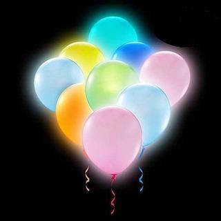 Party Led Balloons Lights Piezas Globos Led Colores Va...