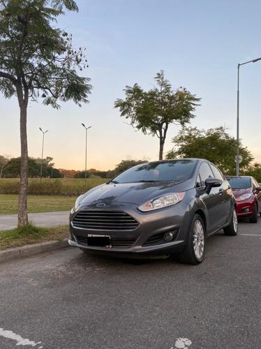 Ford Fiesta 1.6l Se Plus 2013