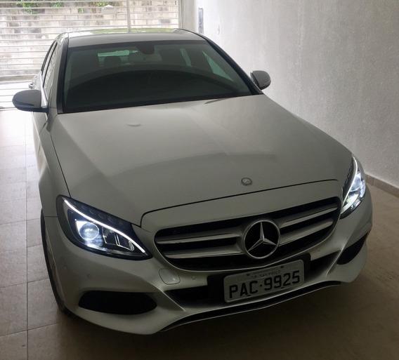 Mercedes-benz Classe C 1.6 Exclusive Turbo 4p