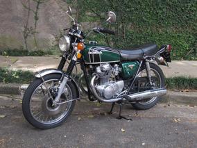 Cb 350 Ano 1973 - Restaurada