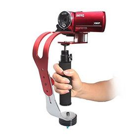 Steadicam Steadycam Estabilizer P/ Celular Camera Gopro Cano