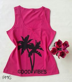 Camisa Rosa Cherosa Leve T-shit