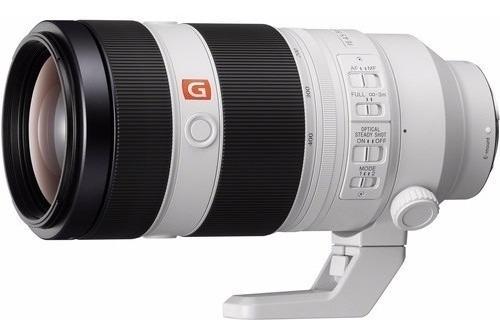 Sony Fe 100-400mm F/4.5-5.6 Gm Oss Lente Lens 100-400