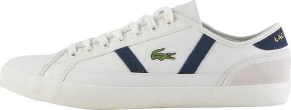 Tenis Lacoste Hombre Sideline 119 3 Casual Urbano Lifestyle