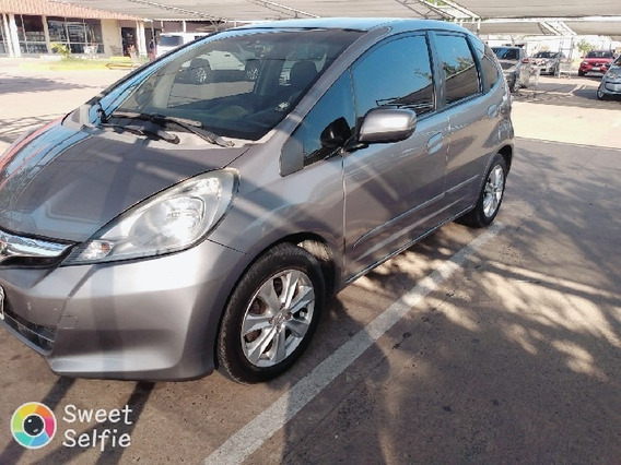 Honda Fit 1.4 Lx-l At 100cv L09