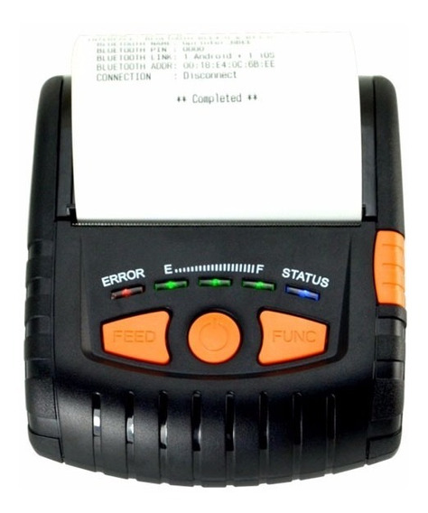 Mini Impressora Termica Portatil Pt-380 Wi-fi
