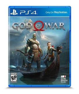 God Of War Ps4 Nuevo Sellado Fisico En Beyond_trc
