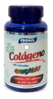 Colágeno 380mg 120 Cápsulas Pronta Entrega