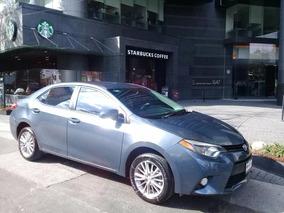 Toyota Corolla Sedan Le 2014 Automatico 4 Cilindros
