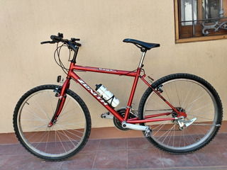 Bicicleta Zenith Rodado 26