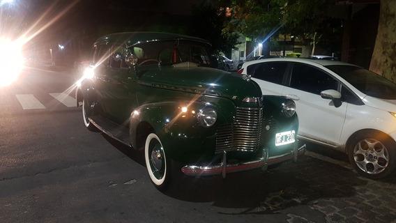 Chevrolet Sedan 4 Puertas Master 85 Mod 1940