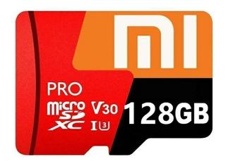 Cartão De Memória 128gb Xiaomi Classe 10