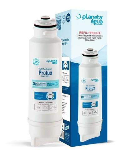 Kit Com 2 Refis Purificador De Água Electrolux  Pa1on. Pa20g