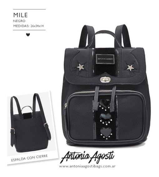 Mochila #mile - Antonia Agosti