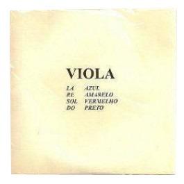 Jogo De Cordas Viola De Arco Mauro Calixto