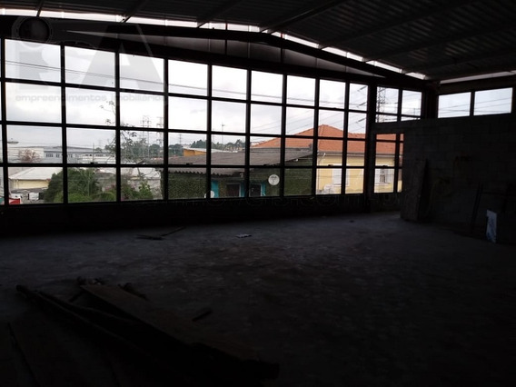 Galpão Salão Em Centro - Poá - 2238