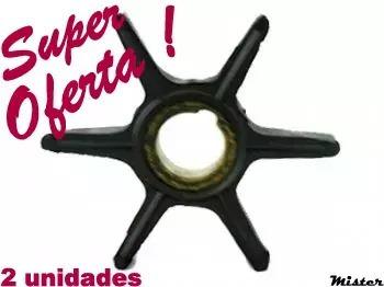 2 Rotores (aranha) Bomba D