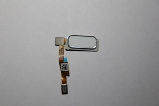 Botão Home Digital Biométrico Asus Zenfone 4 Ze554kl Branco