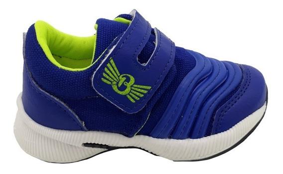 Tênis Infantil Brink Menino Jogging 4155106025