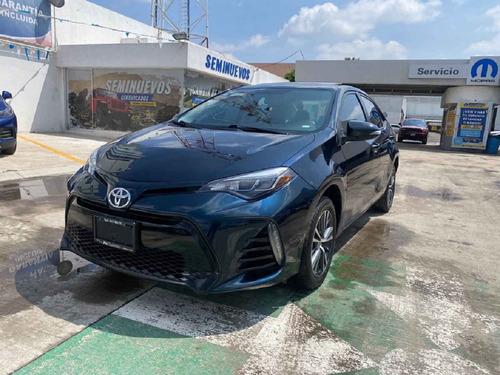 Imagen 1 de 15 de Toyota Corolla 2018 4p Se L4/1.8 Aut