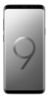 Samsung S9 Plus Dual Sim Sm-g9650fd 64gb Bueno Gris Libre