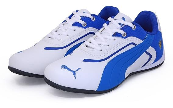 Tênis Masculino Caminhada Corrida Leve Confortável Promoção