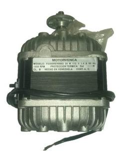 Motor De 34w 1550rpm, 115v Motorvenca.