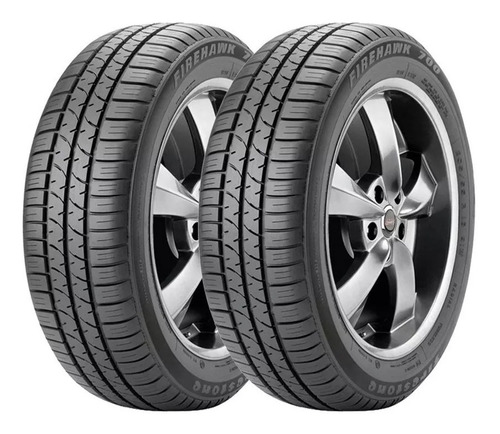 Kit X2 Neumáticos 185/65r14 86t Firestone F700