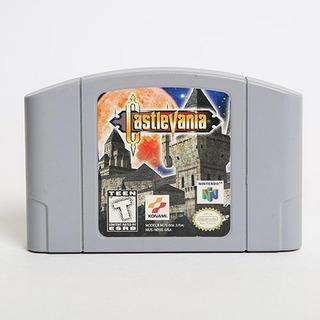 Castlevania N64 Nintendo 64 Repro