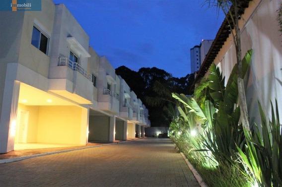 Casa Em Cond Alto Da Boa Vista! Excelente Localização! - Ze82789
