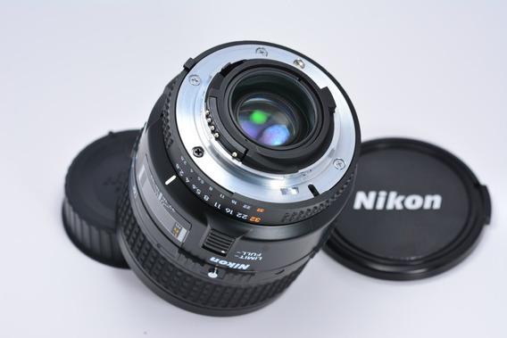 Nikon Af 60mm F/2.8 D Af Micro-nikkor Full Frame Fx/dx