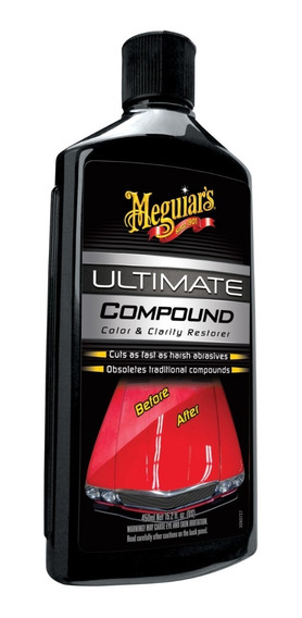 Meguiars Ultimate Compound - Pasta De Pulir 473 Ml