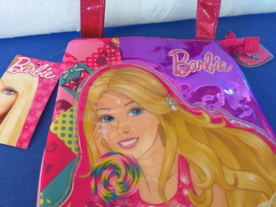 Cartera Barbie Mattel (perfecto Estado)