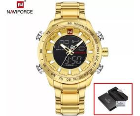 Relógio Masculino Lançamento Bonito Barato Promoção Original