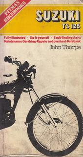 Libro Bikebook Of The Suzuki Ts125