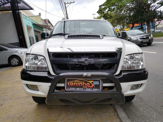 Chevrolet S10 - 2011/2011 2.8 Colina 4x2 Cd 12v Turbo Elect