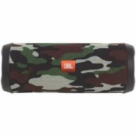 Jbl Flip 4 Camuflada Bluetooth 100% Original C/ Garantia