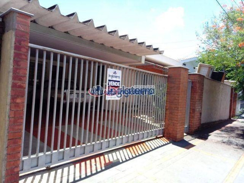 Casa À Venda, 209 M² Por R$ 590.000,00 - Jardim Petrópolis - Londrina/pr - Ca0676