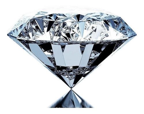 Diamante Ruso De 6mm 1.0 Cts Envio Gratis