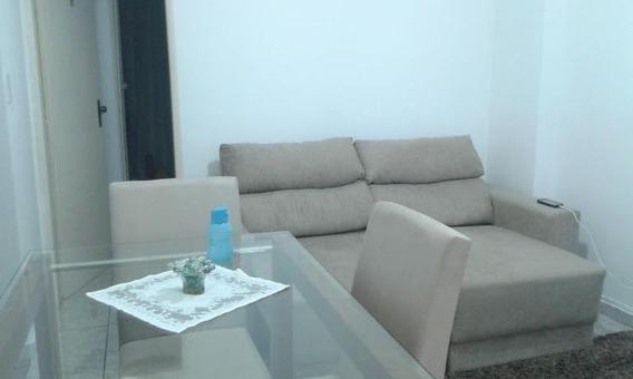 Apartamento Em José Menino, Santos/sp De 67m² 1 Quartos À Venda Por R$ 170.000,00 - Ap268284