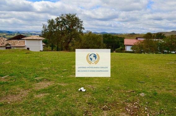 Terreno À Venda, 1065 M² Por R$ 630.000,00 - Colinas Do Ermitage (sousas) - Campinas/sp - Te0308