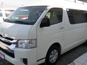 Toyota Hiace 2.7 Bus 15 Pas Mt 2017
