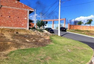 Terreno Residencial À Venda, Condomínio Residencial São Lourenço, Valinhos. - Te0411