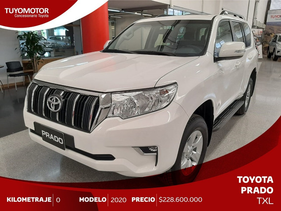Toyota Prado Txl 2020 Diesel 3.0 4x4 At